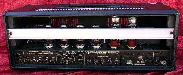 Mesa Boogie 2002 Dual Rectifier back