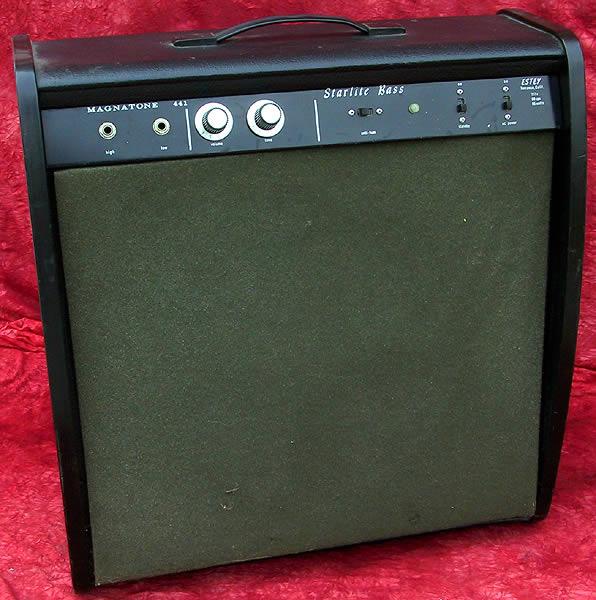 Magnatone 1962 Starlight Bass Amplifier