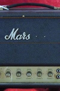 Marshall Head 1965 JTM 100 front