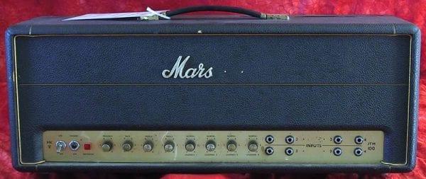 Marshall Head 1965 JTM 100 front