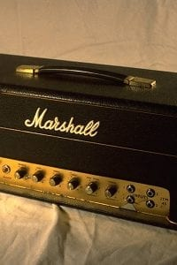 Marshall Head 1966 JTM 45 Plexi