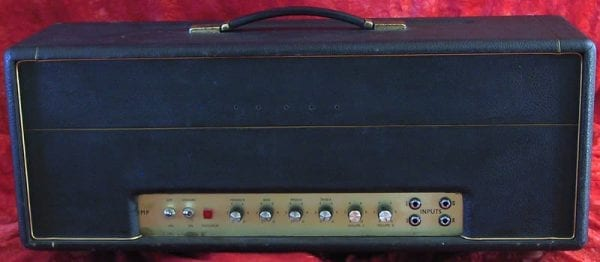 Marshall Heads 1967 Super Lead Plexi