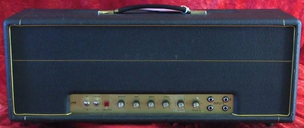 Marshall Head Super Lead Plexi