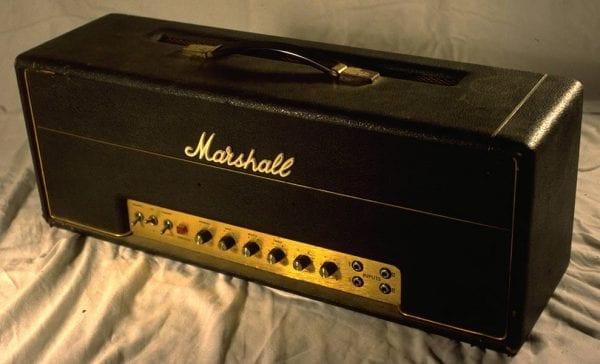 Marshall Head 1969 Lead 100