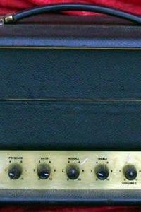 Marshall Head 1970 Lead Small Box