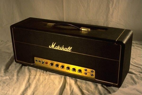 Marshall Heads 1971 Super Lead 100