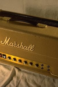 Marshall Heads 1976 JMP Super Lead 100