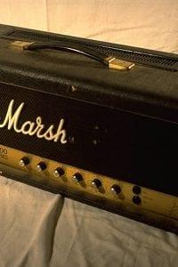 Marshall Head 1982 JCM