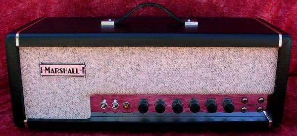 Marshall Head 2001 JTM 45