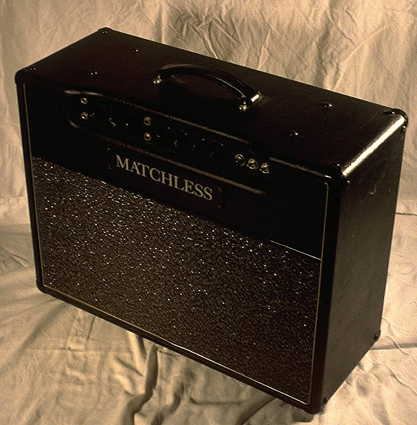 Matchless Head '90 Model DC 30 Combo