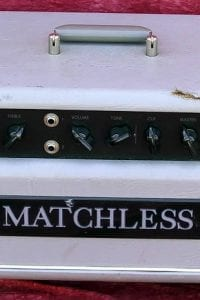 Matchless Head 1993 Model HC85