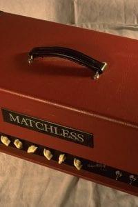 Matchless Head 1994 Superchief 120