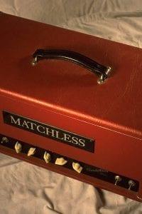 Matchless Head 1994 Thunderchief 200