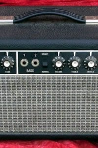 Music Man 1984 HD 120 Head
