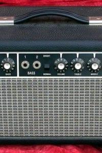 Music Man 1984 HD 120 Head
