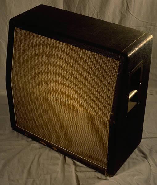 Marshall Speaker Cabinet 1968 Slant Cab