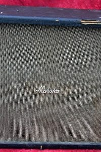1968 Marshall Speaker Cabinet Straight Cab Amplifier