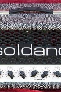 Soldano 1993 HR 50+ Head