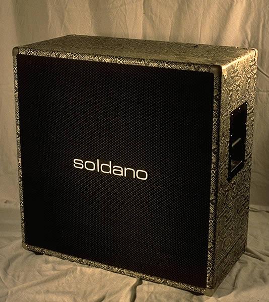 Soldano 1993 Straight Cabinet