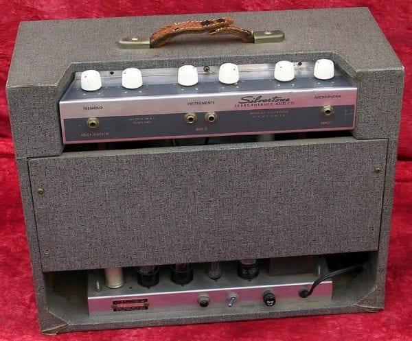 silvertone-1959-model-1432-back