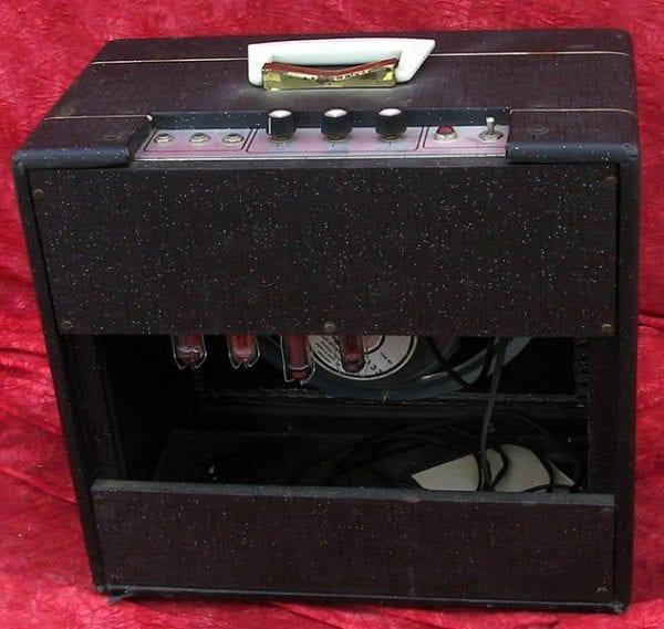 1968 Model U 45 back