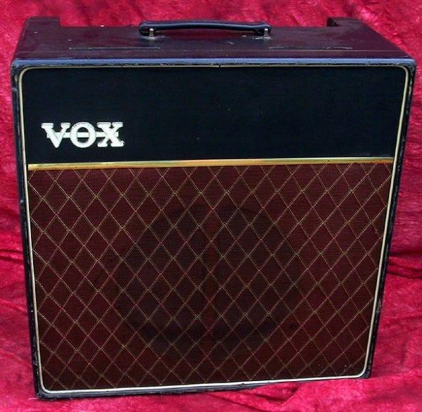Vox 1962 AC 15_front