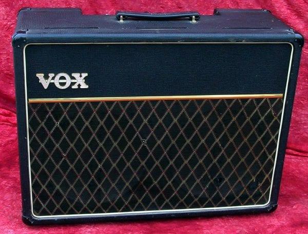 Vox 1963 AC 10 front