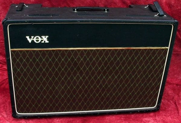 Vox 1963 AC 30 front