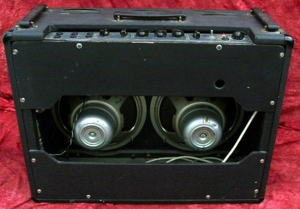 Vox 1964 AC 30 Combo back