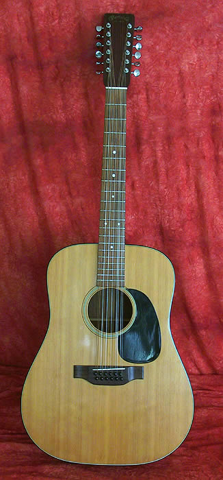1973 Martin D-12-18