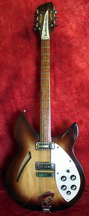 1980 Rickenbacker 330 12-String