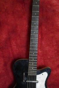 1959 Silvertone 6-String Bass
