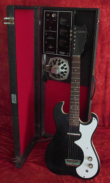 1962 Silvertone Model 1448