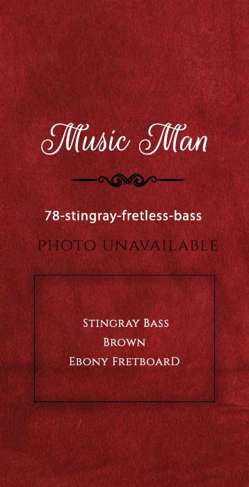 Music-man-78-stingray-fretless-bass